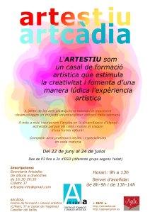 CARTELL ARTESTIU 2015 - DA-5 df